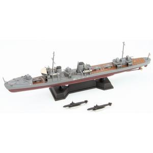 ピットロード W175 1/700 日本海軍 神風型駆逐艦 神風(フルハル付) 洋上モデルとフルハルモデル選択可能 rainbowten