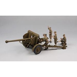 ピットロード G40 1/35 日本陸軍 75mm 機動90式野砲(砲兵4体付)|rainbowten