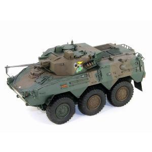 ピットロード G48 1/35 陸上自衛隊 87式偵察警戒車(隊員5体付き)|rainbowten