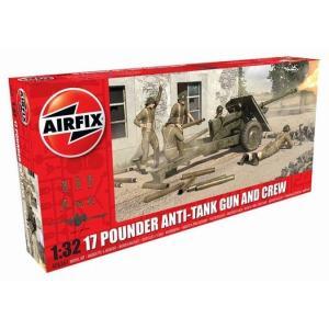 エアフィックス A06361 1/32 17ポンド 対戦車砲|rainbowten