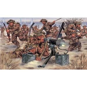 イタレリ(プラッツ) 6056 1/72 WW.II イギリス軍歩兵|rainbowten
