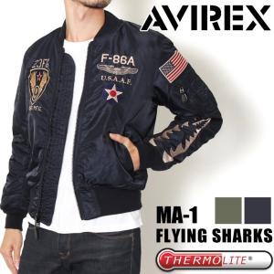 AVIREX アヴィレックス MA-1 ミリタリー メンズ アウター フライトジャケット ジャンパー maー1 アビレックス メンズジャケット ミリタリージャケット|rainbunker