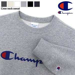 チャンピオン パーカー スウェット トレーナー プルオーバー メンズ レディース Champion クルーネック トップス