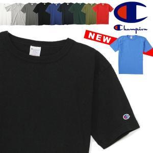 Champion チャンピオン T1011(ティーテンイレブン) プリント US Tシャツ C3-H30 父の日 プレゼント1|rainbunker