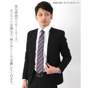 ネクタイ おしゃれ ワンタッチ メンズ 簡単装...の詳細画像5