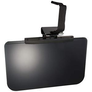 ミラリード カーサンバイザー スライドバイザースクリーン ラージ ブラック/スモーク 汎用 SZ-1502|rainyblues