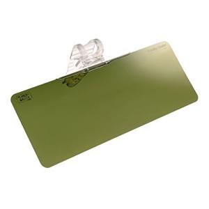 偏光カーバイザー L(大サイズ) グリーン|rainyblues