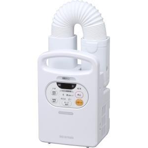 アイリスオーヤマ 布団乾燥機 カラリエ 温風機能付 マット不要 布団1組・靴1組対応 パールホワイト FK-C2-WP rainyblues