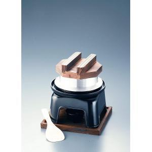 遠藤商事 業務用 釜めし用煮こぼれフード アルミ製 日本製 QKM6901 rainyblues