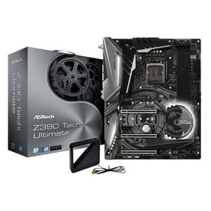 セット買いASRock Intel Z390 チップセット搭載 ATX マザーボード Z390 Ta...