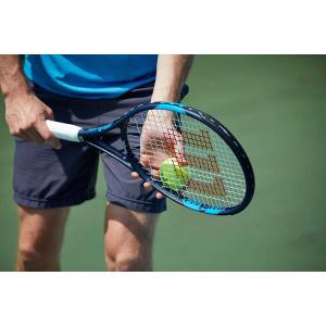 Wilson(ウイルソン) 硬式 テニスラケット MONFILS OPEN 103 (モンフィスオープン103) ガット張り上げ済み WRT|rainyblues