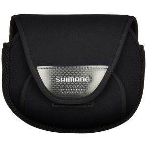 シマノ(SHIMANO) リールケース リールガード スピニング用 PC-031L ブラック M 785800|rainyblues
