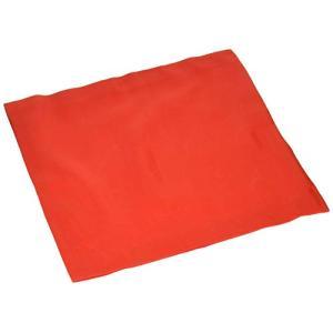 エールネット(Ale-net) 茶道用ふくさ 赤 28×27cm 帛紗(赤)|rainyblues