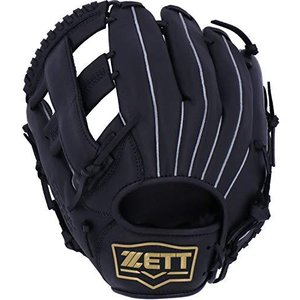 ZETT(ゼット) 野球グローブ 左利き 軟式/ソフトボール兼用 ライテックス オールラウンド用 ブラック(1900) BSGB3900 グ|rainyblues