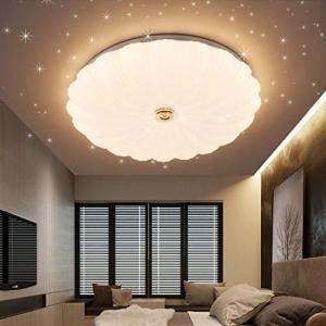 LED シーリングライト 35W 天井照明 和風 リビング 居間 食卓 寝室 子供部屋 おしゃれ 引っ掛け式 直径40cm 3段階調色 白色|rainyblues