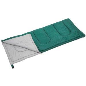 キャプテンスタッグ 寝袋 最低使用温度15度 封筒型シュラフ プレーリー 600 グリーン M-3448|rainyblues