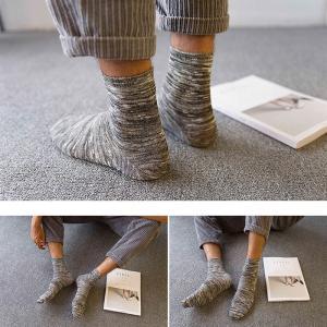 全品送料無料 ショートソックス 靴下 5足セッ...の詳細画像4