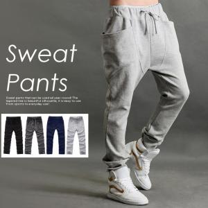 スウェットパンツ メンズ ボトムス 薄手 サイドポケット ルームウェア #Pant29c1 (ts-...