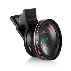 【0.45倍120°超広角レンズ、接写レンズ】拡大倍率が低い0.45倍広角レンズを使って、撮影の時、...