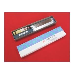 高級ステンレス包丁「左近白梅」 両刃菜切包丁16.5cm|rakucho-webstore