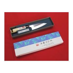 高級ステンレス包丁「左近白梅」 両刃小包丁10.5cm|rakucho-webstore