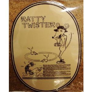 ラッティーツイスター RATTY STICKER 3−006|rakucho-webstore