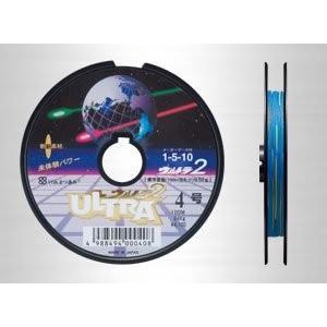 YGKよつあみ ウルトラ2ダイニーマ 8号 100m巻 連結|rakucho-webstore