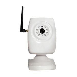 日動工業 ワールドIPカメラ スマートフォン対応 WSC-IP01M[お取寄せ]