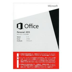 [新品]Microsoft Office Personal 2013 OEM