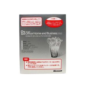 [新品]Microsoft Office Home and Business 2010 日本語 OEM版【新品未開封】