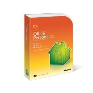 [新品]Microsoft Office Personal 2010 通常版 [パッケージ]