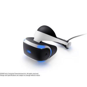 [新品]PlayStation VR CUHJ-16001 PS PS4 カメラセット [Camer...