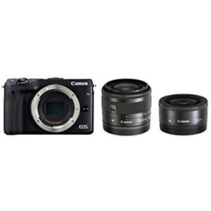 [新品]Canon ミラーレス一眼カメラ EOS M3 ダブ...