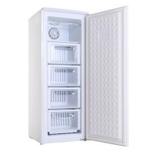 ALLEGIA アレジア 冷凍庫 107L 前開き 4段引き出し ファン式・霜取り不要・省エネ AR-BD120-NWの商品画像 ナビ