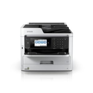EPSON インクジェットプリンタ複合機 カラー A4 PX-M885F 新品 ビジネス FAXコピ...