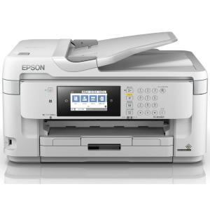 EPSON インクジェットプリンタ複合機 PX-M5080F 新品 ビジネス用 1段カセット A3ノ...