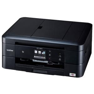 ブラザー インクジェットプリンタ複合機 A4 プリビオ  DCP-J982N-B 新品 コピースキャ...