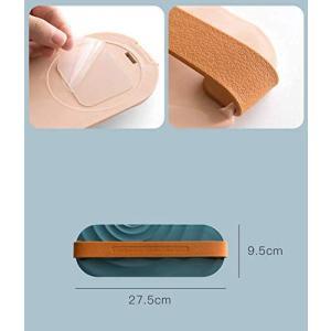 スリッパ収納 壁掛けフック サマーベリー スリッパラック スリッパ収納 シューズラック プラスチック スリッパホルダー 引っ掛けスリッパラッ|rakuget