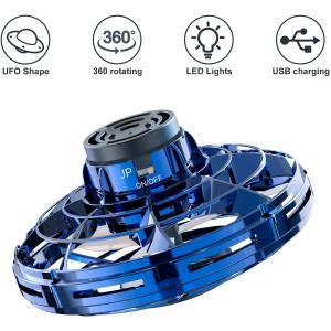 Supoggy ドローン ミニドローン 充電式 ジェスチャー制御 360度回転 自動回避障害機能 大人・子供向け ミニ飛行機 おもちゃ Fl|rakuget