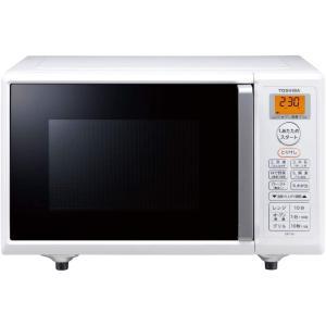 東芝 オーブンレンジ 16L ホワイトTOSHIBA ER-T16-W|rakuget