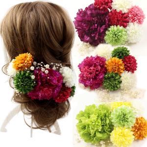 フリルラナンマム小8点セット  髪飾り 花 フォーマル 結婚...
