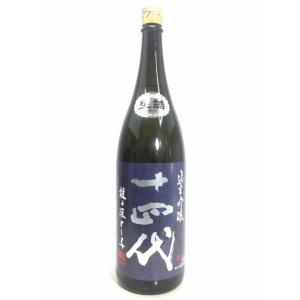 十四代 純米吟醸 龍の落とし子 1.8L
