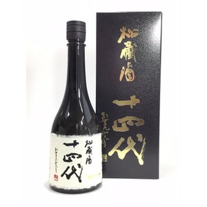 十四代 純米大吟醸 秘蔵酒 720ml 化粧箱入