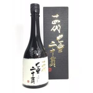 十四代 七垂二十貫  720ml 化粧箱入|rakuiti-sake