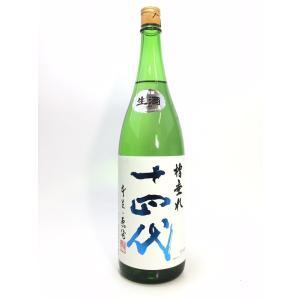 十四代 純米吟醸 槽垂れ 原酒  1.8L