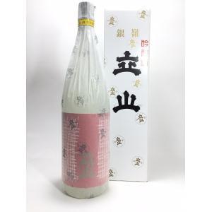 立山 吟醸 1.8L 化粧箱入|rakuiti-sake
