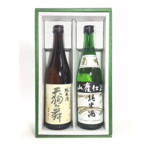 天狗舞 山廃純米 720ml  山廃仕込み特有の濃厚な香味と酸味の調和がとれた、天狗舞を代表する純米...