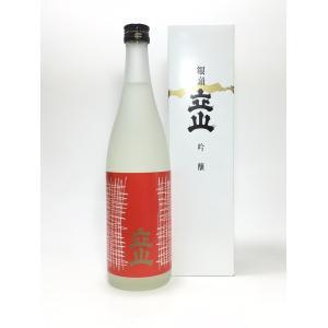 立山 吟醸 720ml 化粧箱入り|rakuiti-sake