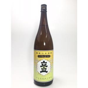 立山 純米酒 1.8L rakuiti-sake