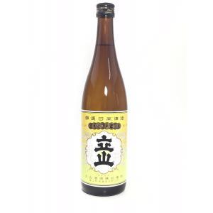 立山 純米 720ml rakuiti-sake